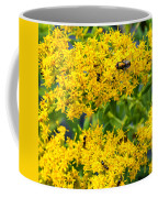 Exploring Goldenrod 5 Coffee Mug