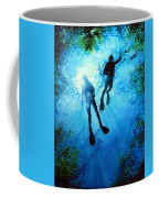 Exploring New Worlds Coffee Mug
