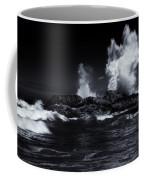 Explosion Coffee Mug by Mike  Dawson