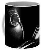 Explosive Dining Coffee Mug