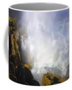Explosive Coffee Mug by Mike  Dawson