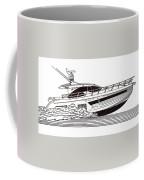 Express Sport Yacht Coffee Mug by Jack Pumphrey