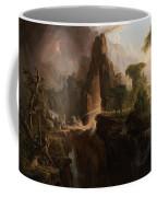 Expulsion From The Garden Of Eden Coffee Mug