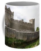 Exterior Of Cahir Castle Coffee Mug