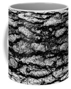 Exterior Skin Bw Coffee Mug