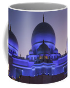 Exterior View Of Sheikh Zayed Grand Coffee Mug