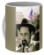 Extra With Flag In Hat The Great White Hope Set Globe Arizona 1969-2008 Coffee Mug
