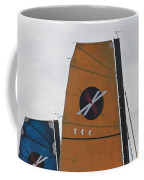 Extreme 40 Sail Detail Coffee Mug