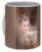 Eye Contact #01 Coffee Mug
