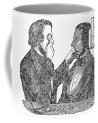 Eye Doctor, C1840 Coffee Mug