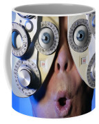 Eye Exam Coffee Mug