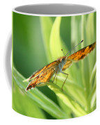 Eye Of The Butterfly Coffee Mug