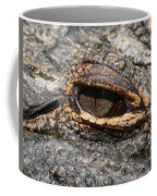 Eye Of The Gator Coffee Mug