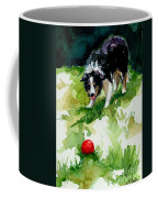 Eye On Tthe Ball Coffee Mug