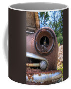 Eye Socket Coffee Mug