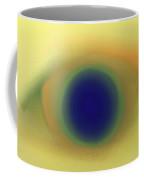 Eye Spy Abstract Coffee Mug
