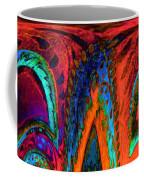 Eyebrows On Venus Coffee Mug