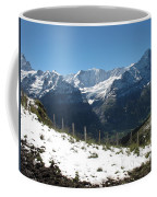 Eyeful Of The Eiger Coffee Mug