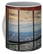 Eyes Down From The 103rd Floor Looking South Coffee Mug