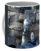 Eyes Down From The 103rd Floor One Big Step Coffee Mug