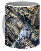 Eyes Down From The 103rd Floor One Small Step Coffee Mug