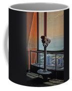 Eyes Down From The 103rd Floor Telescope Looking South Coffee Mug