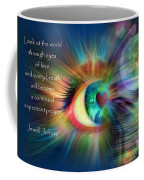 Eyes Of Love Coffee Mug