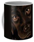 Eyes Coffee Mug by Veronica Minozzi