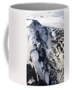 Eyjafjallajokull And The Glacier Coffee Mug