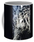 Eyjafjallajokull Glacier And Ashes Coffee Mug