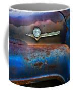 F-100 Ford Coffee Mug by Debra and Dave Vanderlaan