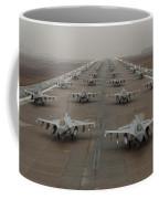 F-16 Fighting Falcons, Kunsan Air Base Coffee Mug