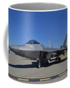 F-22 Raptor 2 Coffee Mug