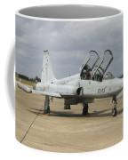 F-5 Tiger II Used As A Lead-in Trainer Coffee Mug