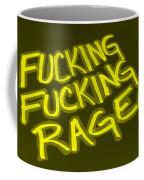 F F R Yellow Coffee Mug