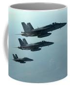 F18e Super Hornet  Coffee Mug
