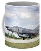F4e Phantom II  Aircraft Coffee Mug