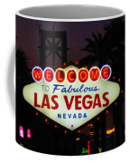 Fabulous Las Vegas Coffee Mug
