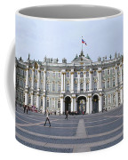 Facade Of A Museum, State Hermitage Coffee Mug