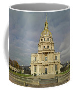 Facade Of The St-louis-des-invalides Coffee Mug
