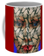Face # 3 Coffee Mug
