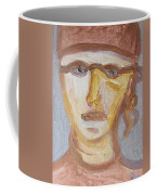 Face Five Coffee Mug