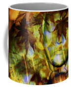 Face In The Rock Dreams Of Tulips Coffee Mug
