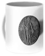 Face Of Copper Cent, 1788 Coffee Mug