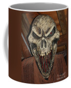 Face Of Death Coffee Mug
