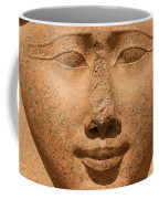 Face Of Hathor Coffee Mug