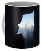 Face Of La Jolla Coffee Mug