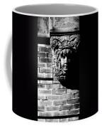 Face Of Stone Coffee Mug