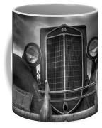 Face Of Time Coffee Mug