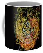Faces Of Life Coffee Mug